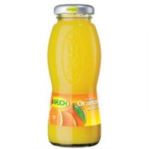 Bouteille de jus d'orange Rauch